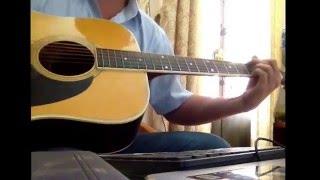 Giấc mơ Chapi - Guitar Cover - Hợp âm