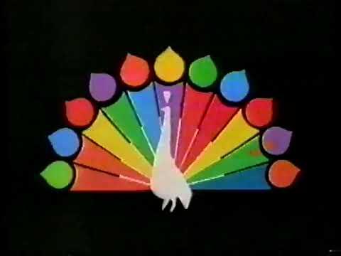 NBC Multi Year Logo Collage