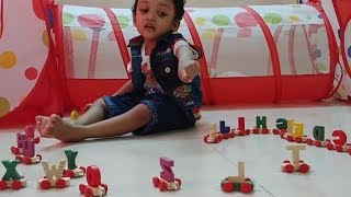 ABC SONG | ABC TRAIN | ALPHABETS TRAIN | PHONICS FOR KIDS