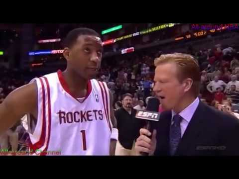 NBA Duel: Tracy McGrady 22pts vs. Carmelo Anthony 19pts 2007-08