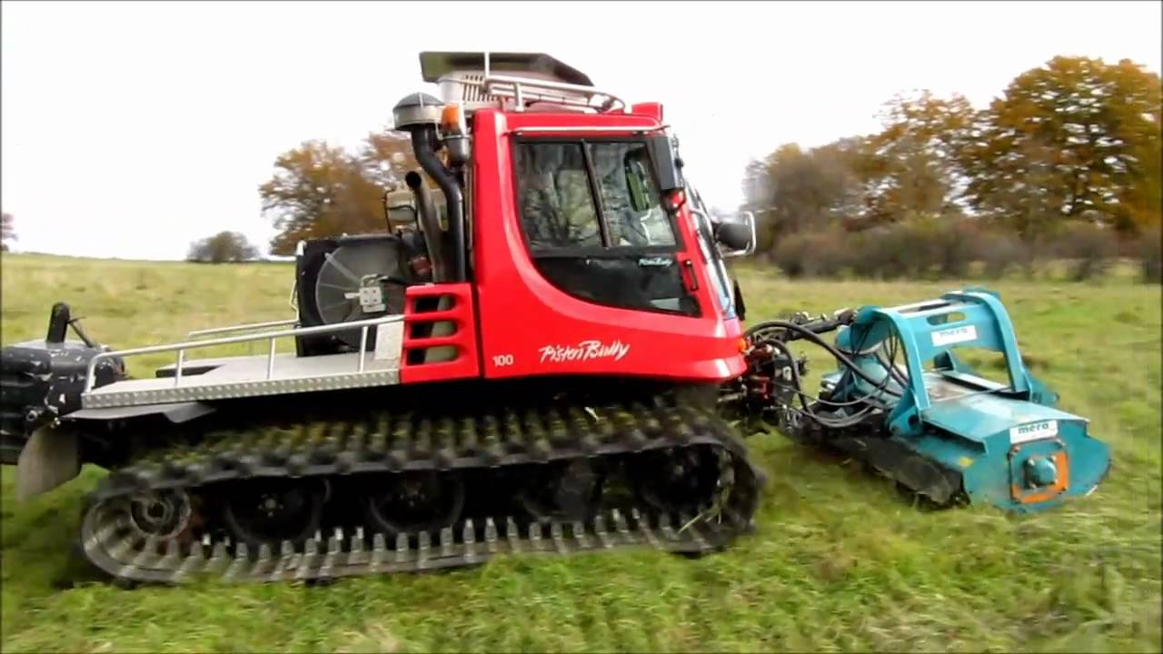 Pisten bully 100 for sale -