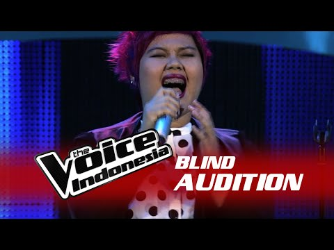 "Refita Mega ""Dealova"" I The Blind Audition I The Voice Indonesia 2016"