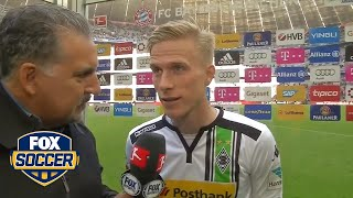 Wendt happy that his side put bayern ...
