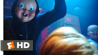 Happy Death Day 2U (2019) - Locker Room Attack Scene (2/10) | Movieclips