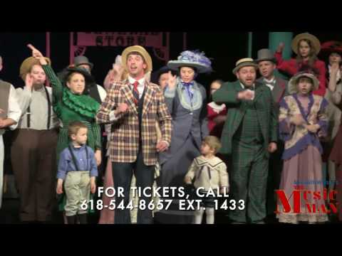 The Music Man at Lincoln Trail College