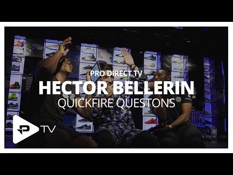 Héctor Bellerín Interview: Quickfire Questions with Arsenal's Young Gun