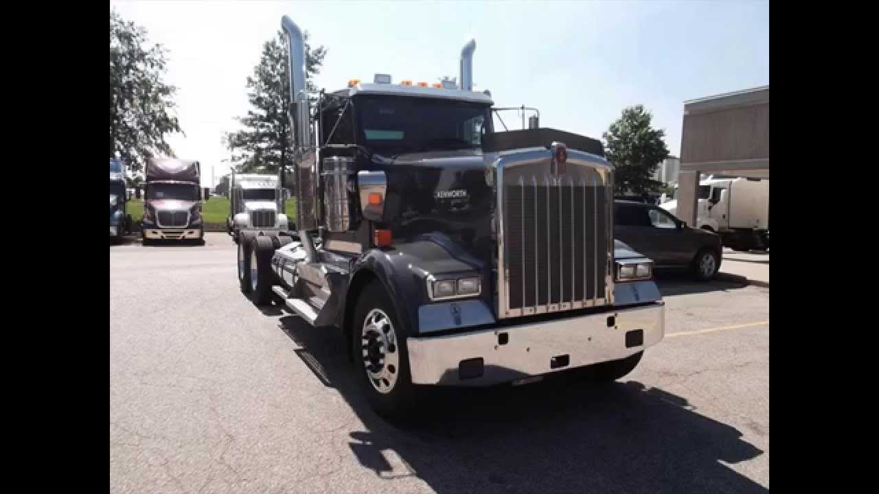 for sale 2012 kenworth w900l day cab from used truck pro. Black Bedroom Furniture Sets. Home Design Ideas