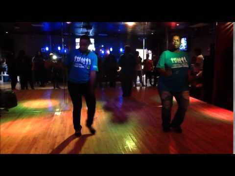 WORKING IT LINE DANCE