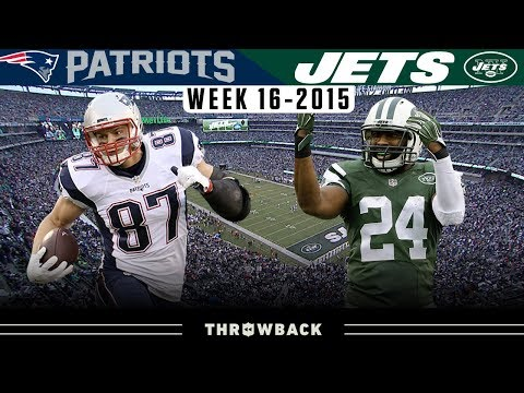 A Decision NO ONE Saw Coming! (Patriots vs. Jets 2015, Week 16)
