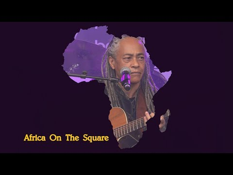 Africa on the Square 2017 - Nogabe Randriaharimalala (Madagascar) - Trafalgar Square London