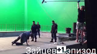Съёмка Саши и Фёдора Сериал Зайцев