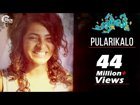 Charlie   Pularikalo Song Video   Dulquer Salmaan, Parvathy   Official