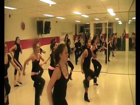 Maandaggroep Dédé Danceballet - Let Me Entertain You