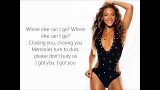 Beyonce - runnin' (lose it all) - lyric - letra - HD