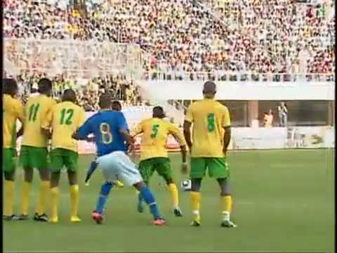 Zimbabwe Vs Brazil (0-3)  All Goals Match Highlights HQ