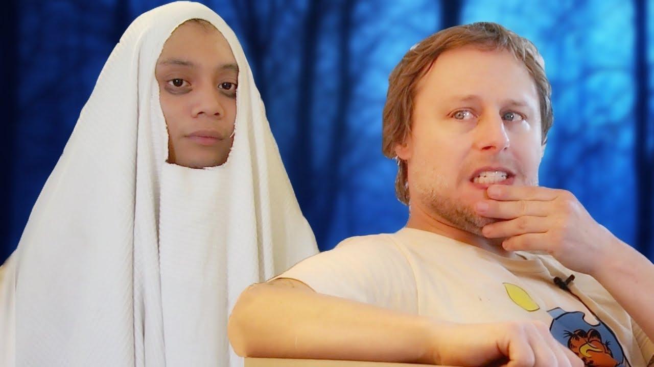 Casper the Awkward Ghost