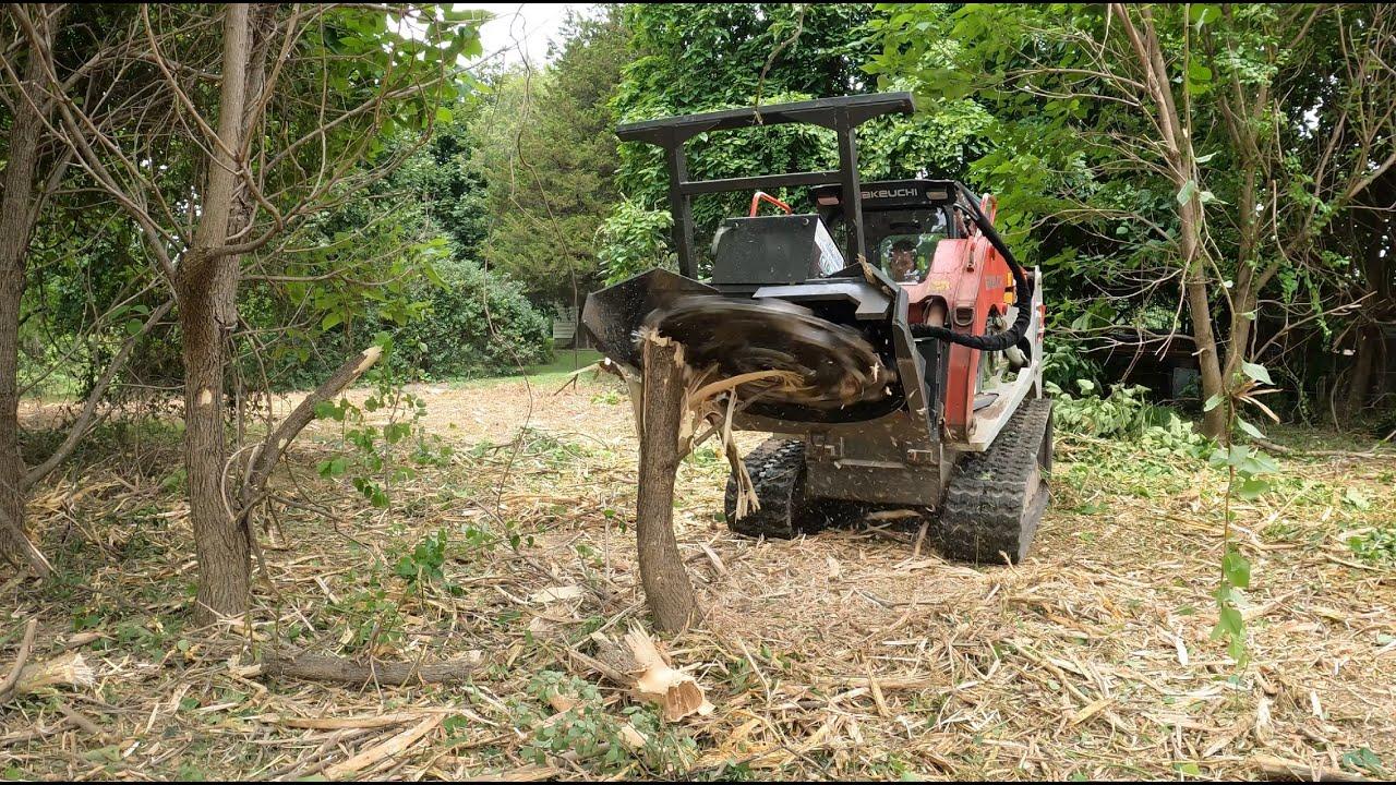 Download Mulcher vs brush mower