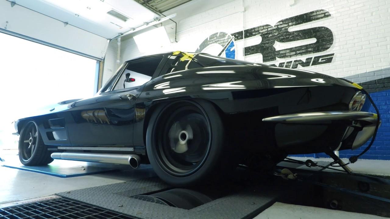 1963 Corvette with a Supercharged LT4 V8 – Engine Swap Depot