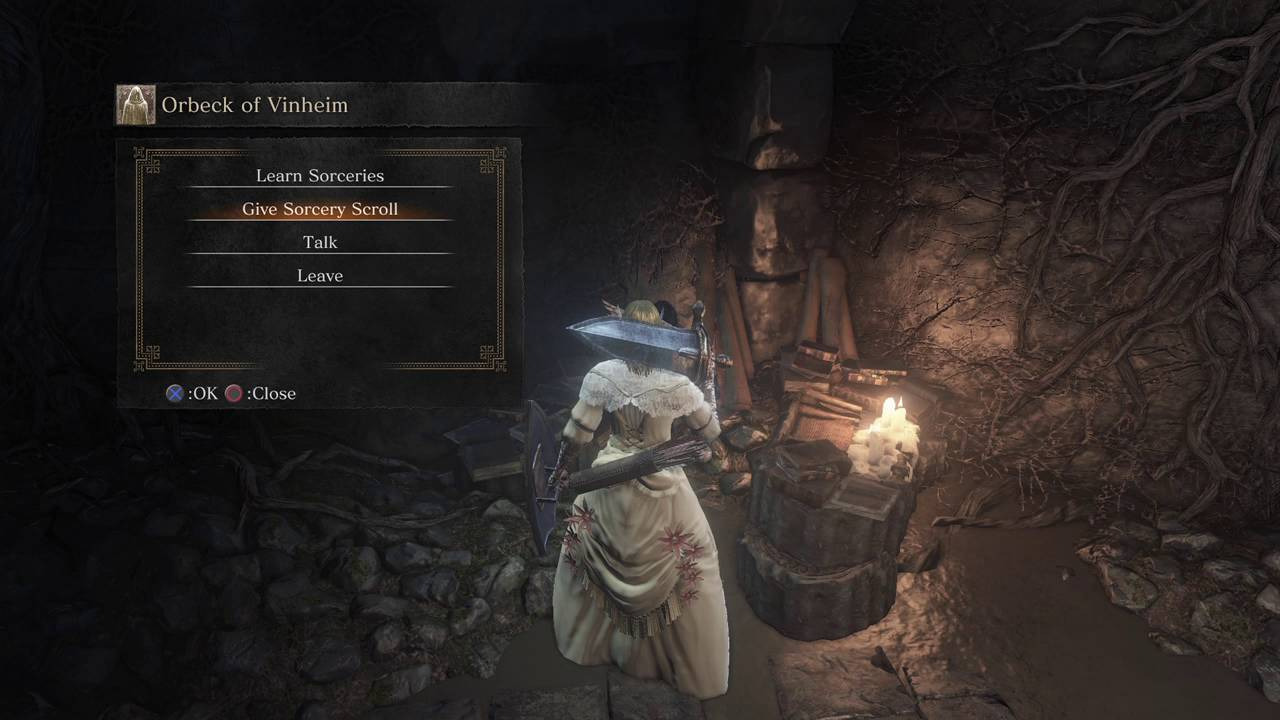 dark souls 3 sorcerer location
