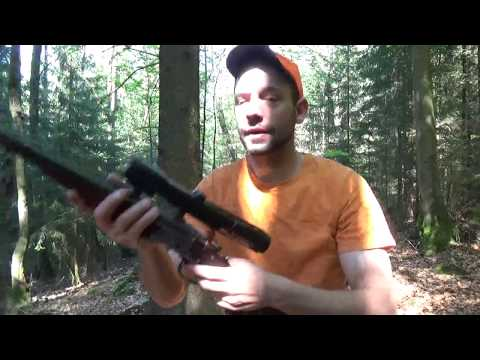 "ULTIMATE SURVIVAL RIFLE ""GERMAN DRILLING"""