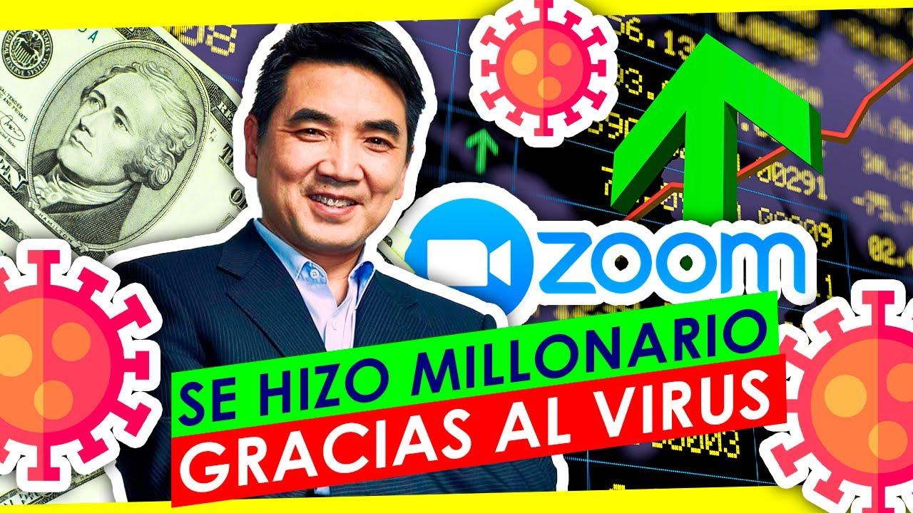 El Empresario Chino que se hizo MULTIMILLONARIO gracias a la Pandemia | Eric Yuan, creador de Zoom 💻