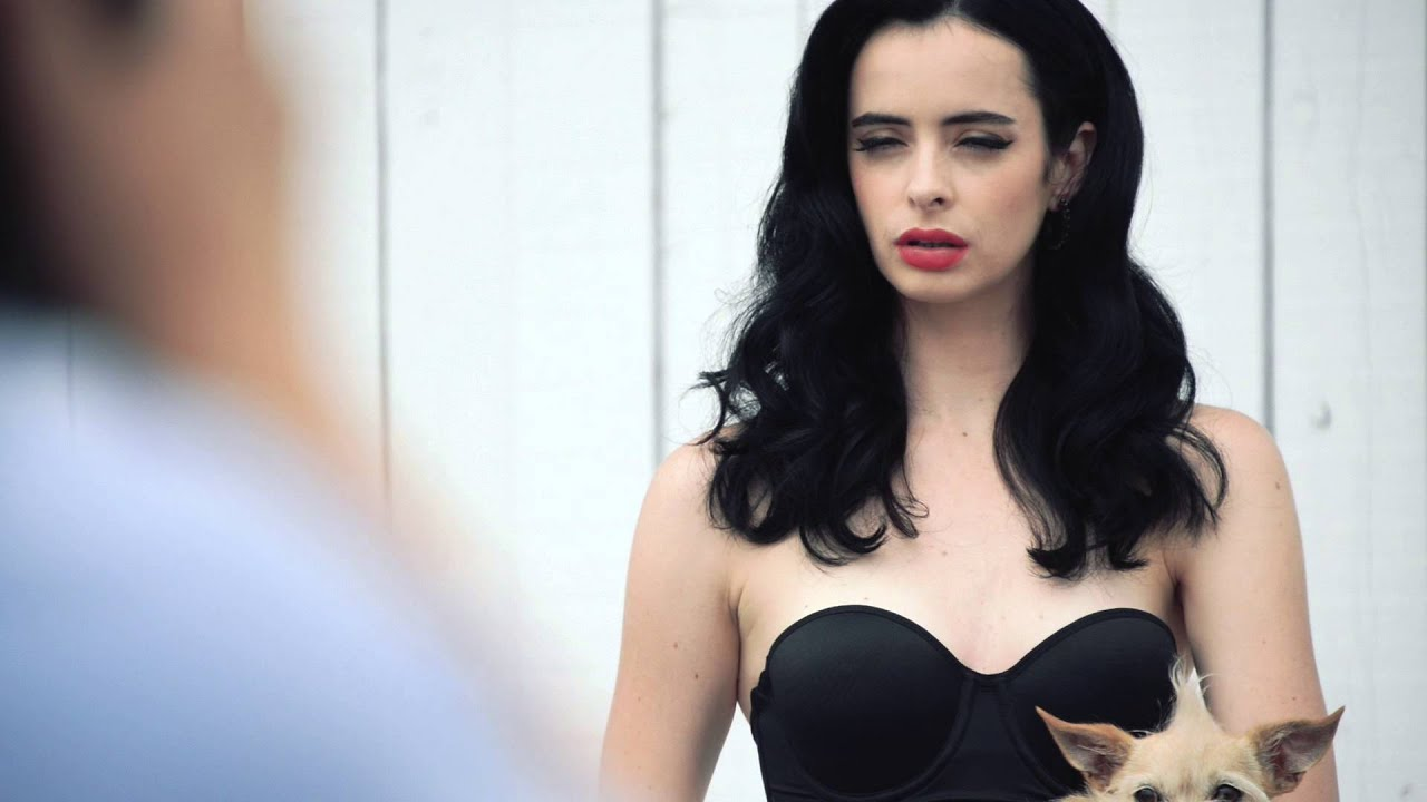 Actor Krysten Ritter Does Whatever It Takes For Dogs In In Hot Cars