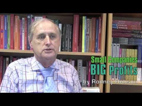 Small Companies Big Profits, by Rodney Hobson
