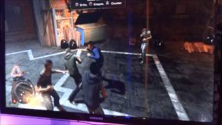 Sleeping Dogs Gameplay E3 2012