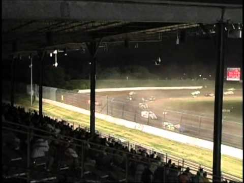 Oshkosh Speedzone Raceway 6-8-2012 Modified feature