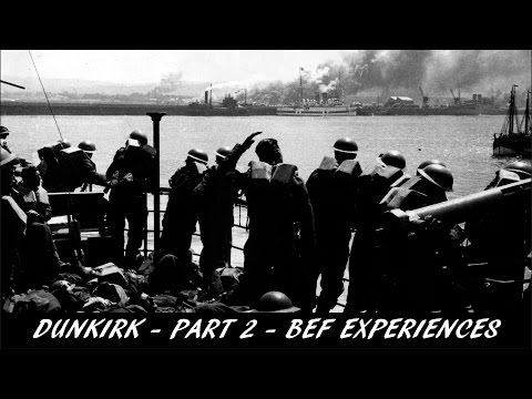 Audio From the Past [E14] - WW2 - Dunkirk Part 2 - BEF Experiences (1940-1960)