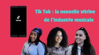 Tik Tok : la nouvelle vitrine de l'industrie musicale
