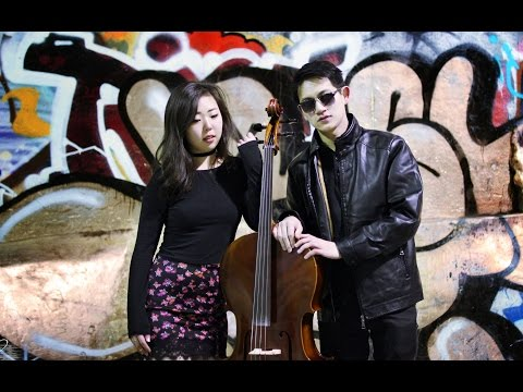 Heathens Cover for Violin and Cello | Esther Hwang and Nathan Chan