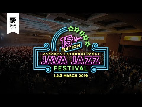 15th Year Edition of Java Jazz Festival Teaser Mp3