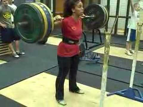 squats with 135 kilograms 297 pounds youtube