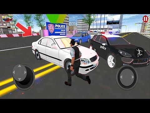Türk Polis Ve Araba Oyunu Simülatörü 3D // Real Police Car Driving Simulator 3D (New Uptade)#5 FHD