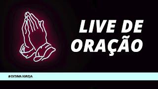 Live de Oração | Pr. Israel Abreu | 16h - 16/01/2020