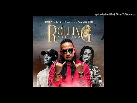 DJ O'Mix - Rollin & Ballin Feat. Biura & Paulelson (Audio Official) 2K19