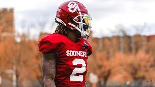 Best WR in the Big XII 💥 || Oklahoma WR CeeDee Lamb Career Highlights ᴴᴰ