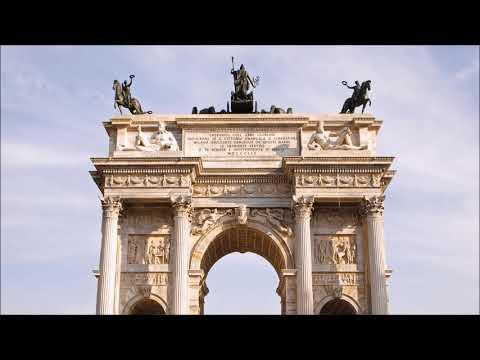 Sforza Castle – Sempione Park Arch of Peace – Milan | Audio Guide | MyWoWo (Travel App)