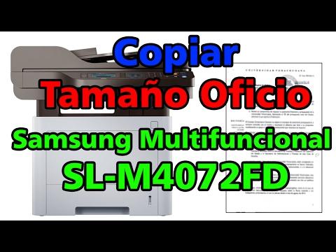 Copias en Oficio Samsung Multifuncional SL-M4072FD