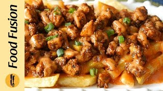 Dynamite loaded fries Recipe By Food Fusion (Ramzan Special Recipe)