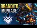 Brandito - #1 NA DOOMFIST GOD MONTAGE - Overwatch Montage