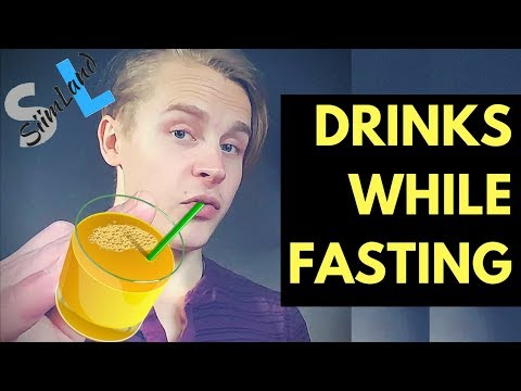 What Can You Drink While Fasting Without Breaking The Fast
