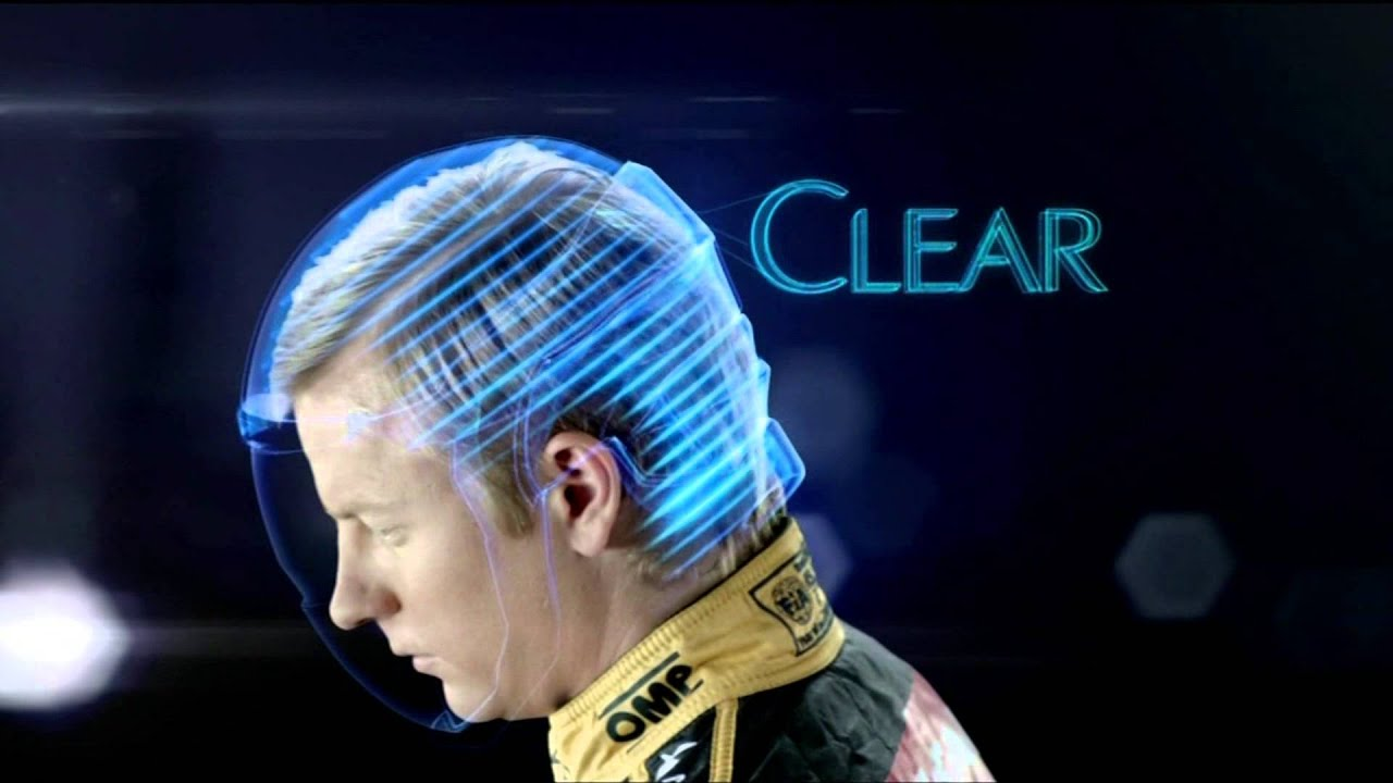 Clear Anti Dandruff Shampoo Ad Starring Kimi Raikkonen Youtube Men