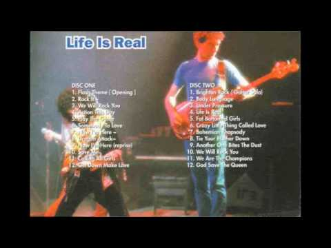 16. Life Is Real (Queen-Live In East Rutherford: 8/9/1982)