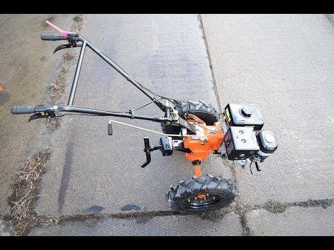 Купить Мотоблок Forte-1350G бензиновый, 13 л.с. обзор Agrotractor.com.ua