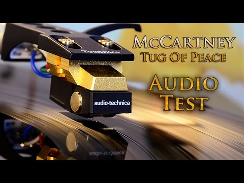 McCartney  Tug Of Peace  Audio Resolution Test 192 kHz 24 bit