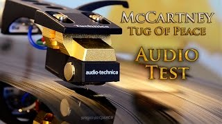 McCartney - Tug Of Peace - Audio Resolution Test (192 kHz /24 bit)