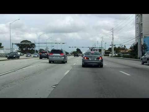 Tamiami Trail (US 41 from FL 825 to Florida