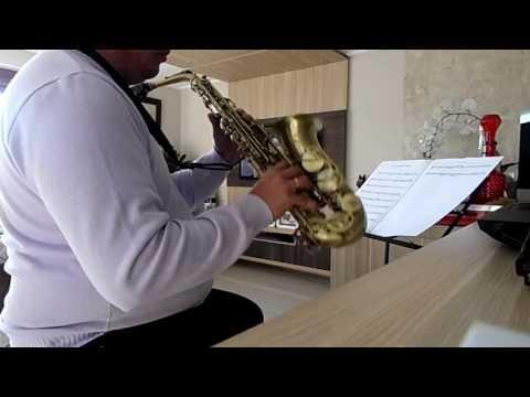 Sax alto Eagle SA 500 VG - Love o my life (Queen).